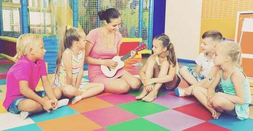 Valore educativo dell'espressione musicale