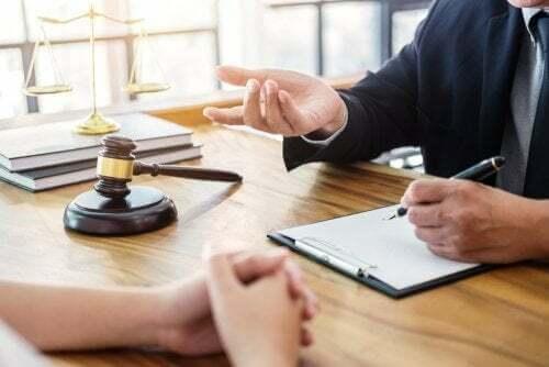 Colloquio con un avvocato familiarista