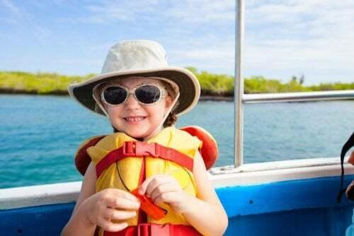 Come organizzare le attività acquatiche con i bambini