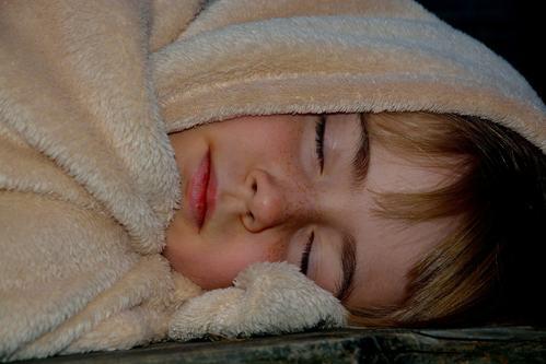 Se i bambini vanno a letto tardi tendono a soffrire di disturbi del sonno