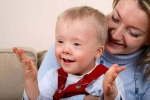 L'importanza dell'affetto per i bambini diversamente abili