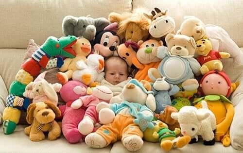 5 consigli per non esagerare con i regali per i bambini