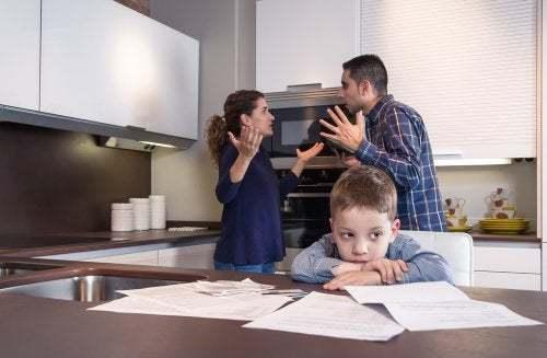 Evitare il divorzio per i figli