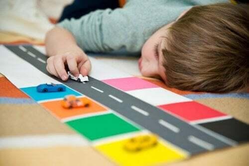 Gioco bambino autistico