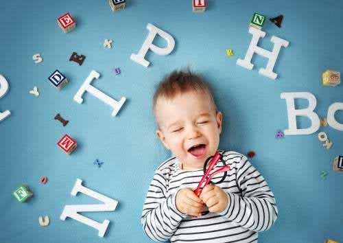 Le fasi dello sviluppo del linguaggio nei bambini