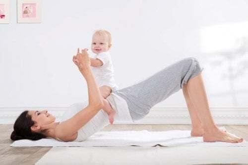Come essere madre e fare sport senza sentirsi in colpa