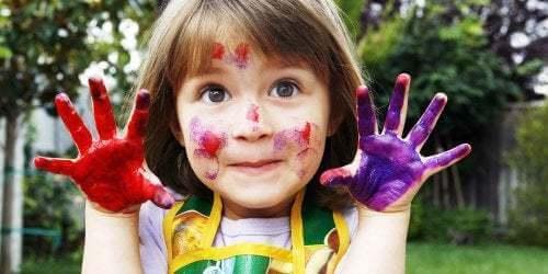 I figli unici sono più creativi