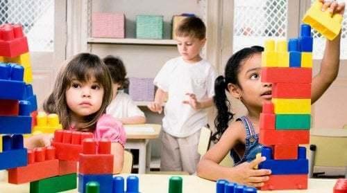 Abilità psicomotorie nei bambini