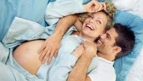 Le fasi delle relazioni sessuali in gravidanza