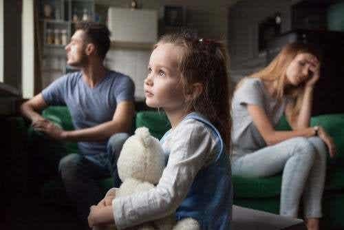 Evitare il divorzio per i figli è giusto o sbagliato?