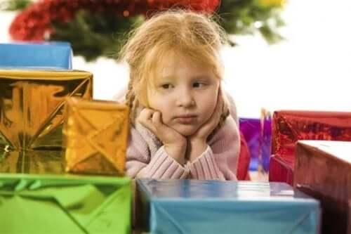7 ragioni per non regalare troppi giocattoli al bambino