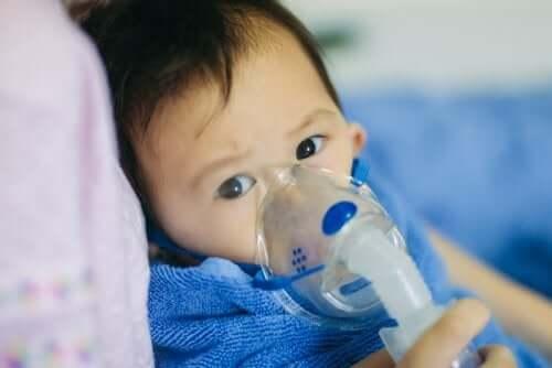 Il trattamento dell'asma nei bambini