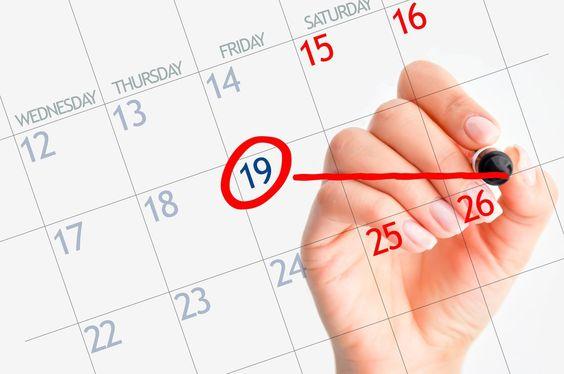 Calcolare la data del concepimento