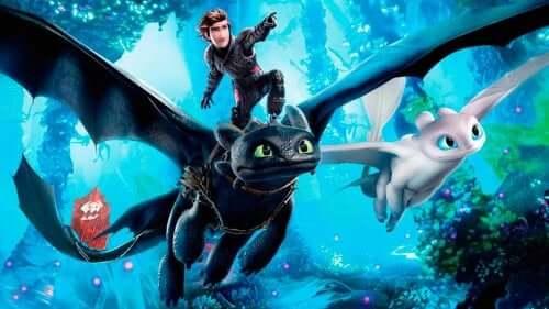 I migliori film per bambini della Dreamworks