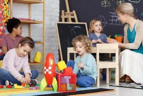 Il gioco come asse metodologico dell'infanzia