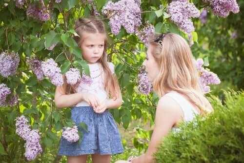 i bambini che si arrabbiano per qualunque cosa hanno bisogno di cure e attenzioni speciali