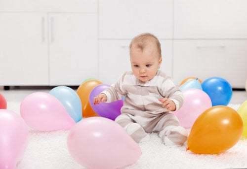 7 attività con i palloncini colorati