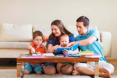 Concordare sull'educazione dei figli: una faccenda complessa