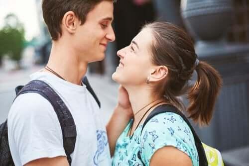 L'amore romantico durante l'adolescenza