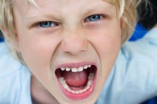 Autocontrollo in età infantile