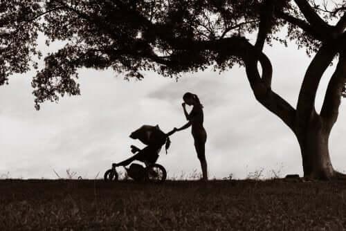 In che modo la depressione materna colpisce i figli?