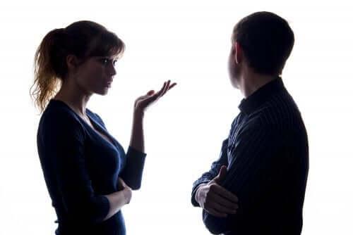 l'assertività è un importante strumento che può aiutarci a capire meglio il partner