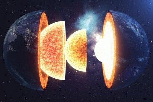 La Terra e i suoi strati