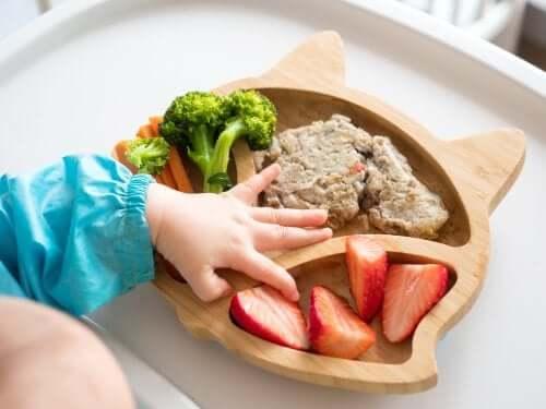 7 ricette Baby Led Weaning per uno svezzamento partecipato