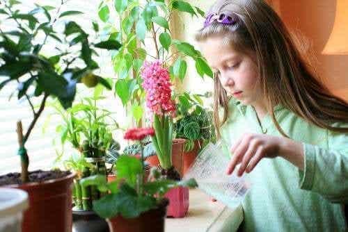 Le responsabilità per i bambini dagli 8 a 12 anni