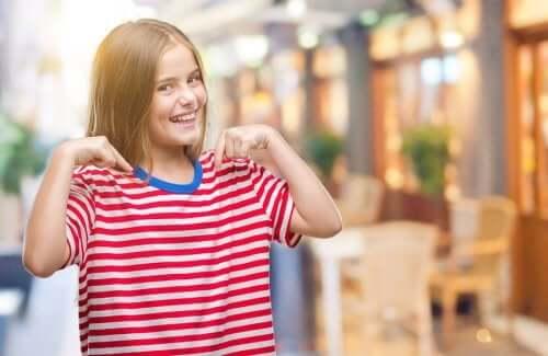 migliorare l'autostima infantile è fondamentale per il corretto sviluppo dei bambini
