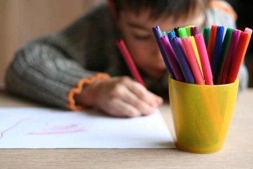 Cosa dicono i disegni di vostro figlio?