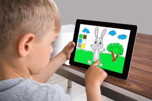 6 app per bambini per disegnare e colorare