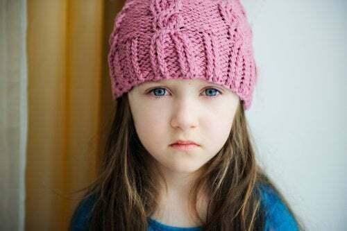 I sintomi del disordine distimico nei bambini