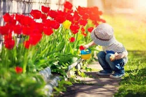 6 libri di giardinaggio per bambini per imparare a amare la natura