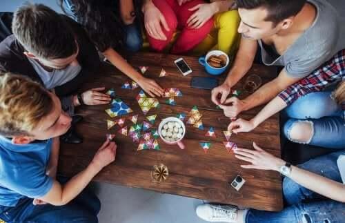 5 giochi da tavolo per migliorare l'attenzione