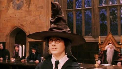 la saga di Harry Potter ci insegna che abbiamo il potere di prendere le nostre decisioni