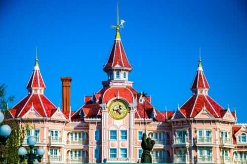 entrare a Disneyland Paris significa entrare in un luogo ricco di magia