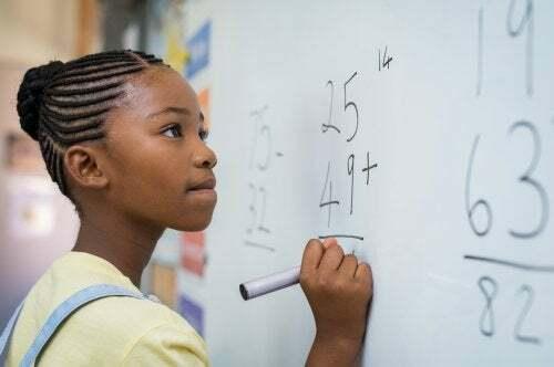 L'intelligenza matematica nei bambini