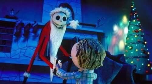 Jack Skeletron film per bambini da vedere vacanze di natale.
