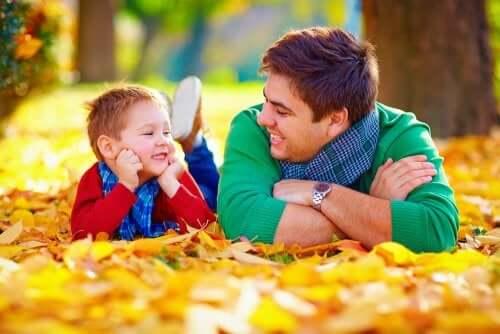 le risposte che date a vostro figlio contribuiscono a creare il vostro legame