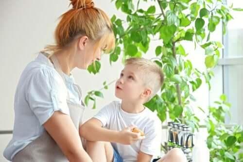 L'importanza delle risposte che date a vostro figlio