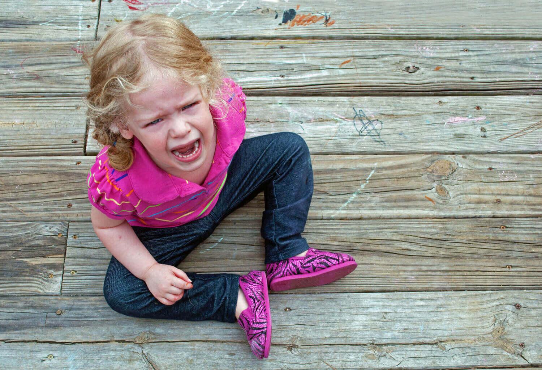 i capricci dei bambini aiutano a liberarli dallo stress