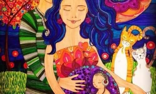 Madri imperfette: sono donna, sono mamma