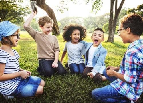 L'importanza di educare i bambini alla convivenza
