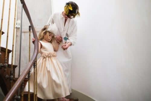 Figli iperprotetti: il pericolo del narcisimo