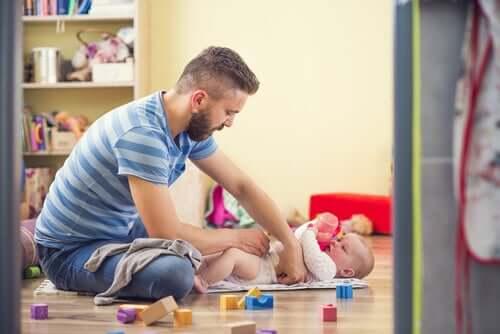essere genitori richiede un notevole investimento di tempo ed energie