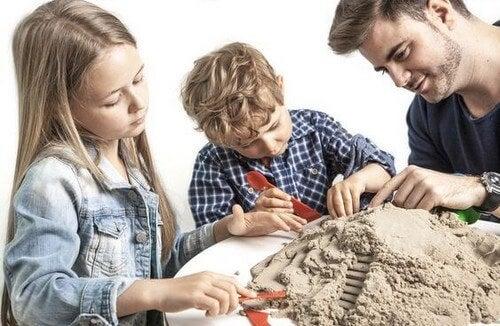 Giocare in famiglia