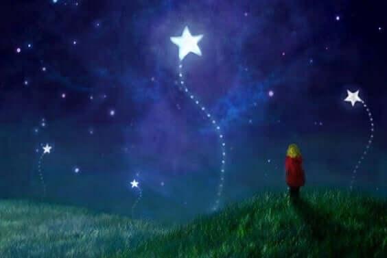 Sognare le stelle è bello, ma non se ci fa dimenticare la bellezza che abbiamo a portata di mano.