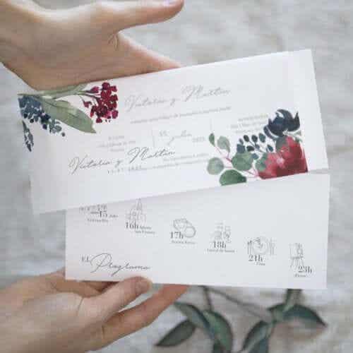 Come scegliere gli inviti di nozze?