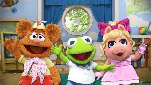 personaggi muppet